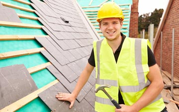 find trusted Harlow Hill roofers